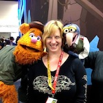 muppets Diana Gill sm